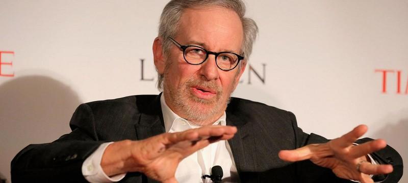 Кинокомпания Стивена Спилберга будет снимать фильмы для Netflix