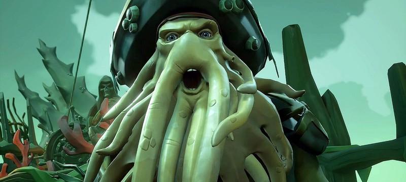 Релизный трейлер третьего сезона Sea of Thieves и дополнения A Pirate's Life