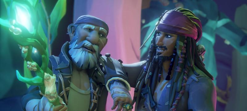 Мы долго к этому шли — интервью с разработчиками Sea of Thieves про дополнение A Pirate's Life