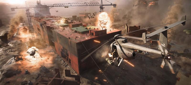 Инсайдер: Режим Battlehub для Battlefield 2042 можно будет скачать отдельно