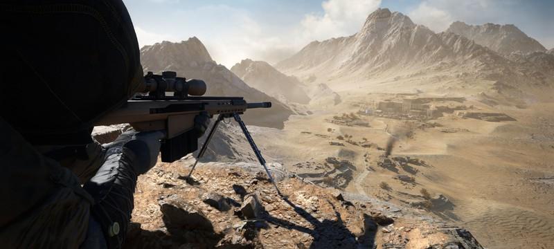 Sniper Ghost Warrior Contracts 2 выйдет на PS5 в конце августа