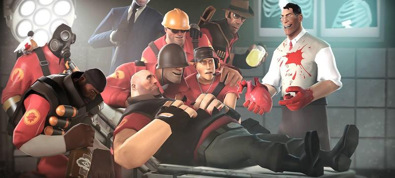 После трех месяцев затишья Team Fortress 2 получила очередное обновление