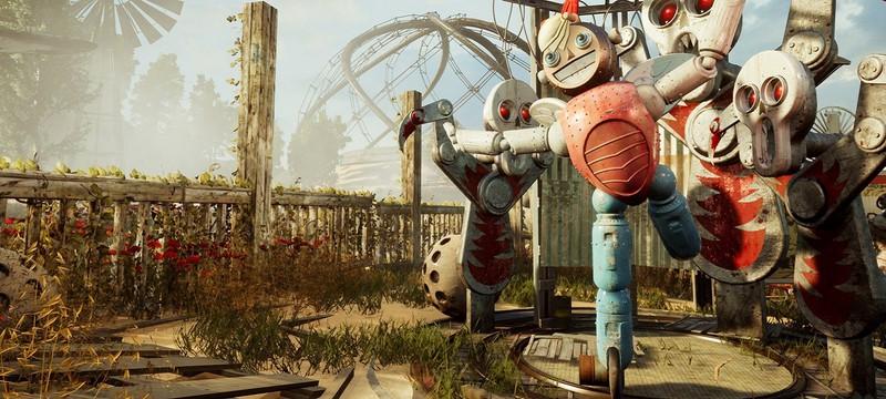 Трейлер Atomic Heart c E3 2021 заблокировали за нарушение прав на саундтрек