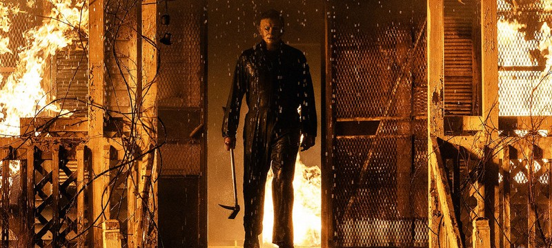 """Несгораемый Майкл Майерс против пожарных с топорами в трейлере """"Хэллоуин убивает"""""""