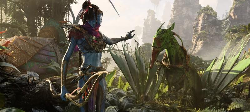 В Avatar: Frontiers of Pandora будет совершенно новая история и персонажи