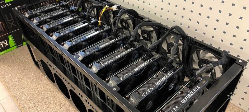 Nvidia собирается нарастить производство RTX 3060 в июле