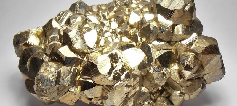 """Ученые обнаружили в """"золоте дураков"""" частицы настоящего золота"""