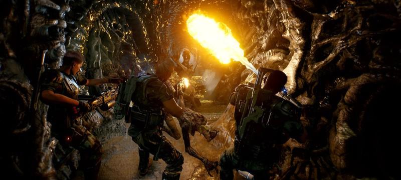 Aliens: Fireteam Elite не получит поддержку кроссплея