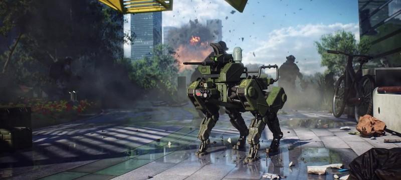 Battlefield 2042 получит поддержку NVIDIA DLSS и NVIDIA Reflex