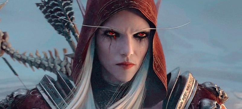Эпичные сражения в релизном трейлере обновления Chains of Domination для World of Warcraft