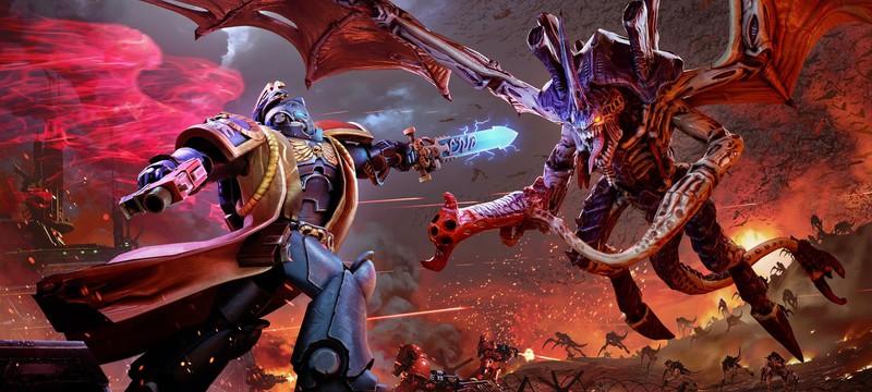Стратегию Warhammer 40K: Battlesector отложили на неделю