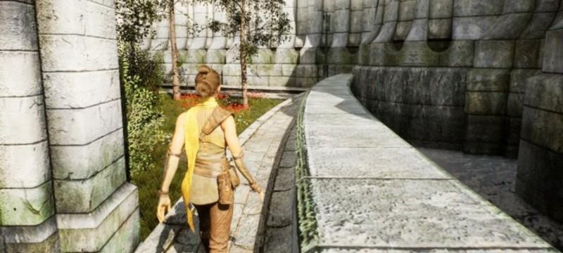 Имперский город из Oblivion воссоздали на Unreal Engine 5