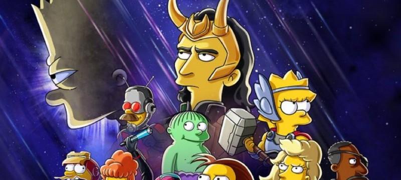 """Новая короткометражка """"Симпсонов"""" будет посвящена Локи"""