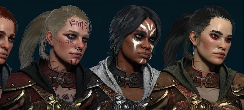 Diablo 4 получит самый проработанный редактор персонажей в серии