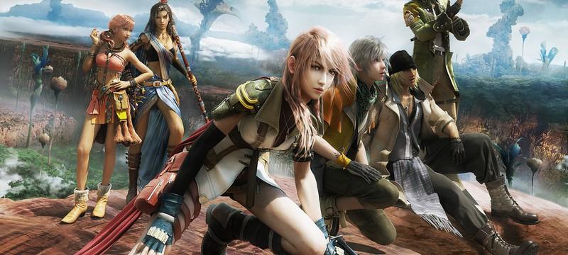 Моддер улучшил текстуры, модели персонажей и катсцены Final Fantasy XIII