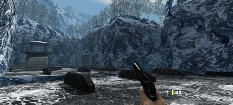 Фанатский ремейк GoldenEye 007 вернулся в Far Cry 5 под другим названием