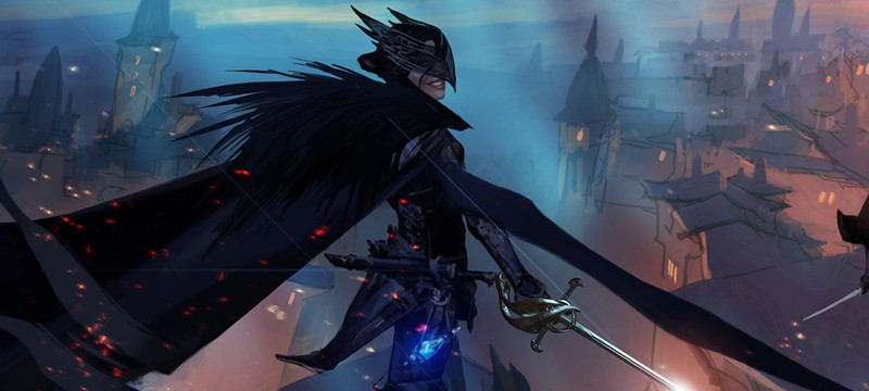 Новый концепт-арт Dragon Age 4 с Антиванским вороном