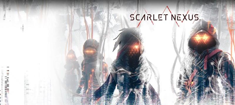 Scarlet Nexus: 20 часов безумия