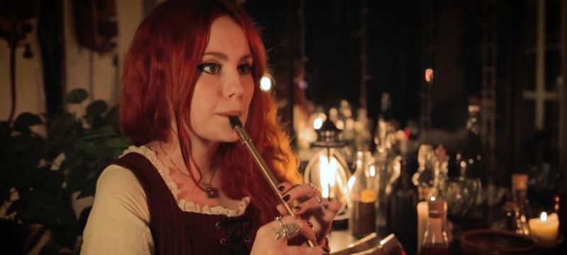Алина Рыжехвост записала песню для King's Bounty 2
