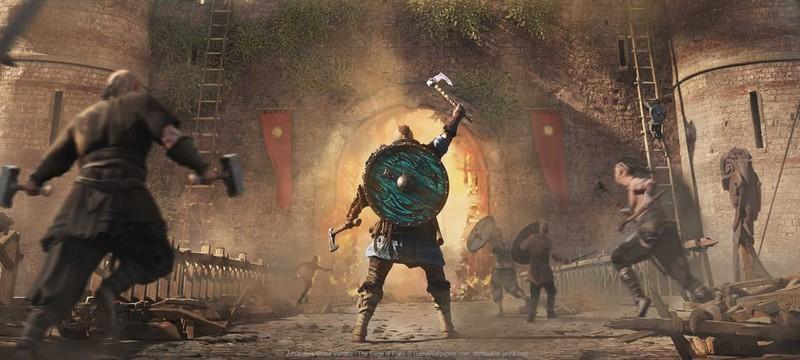 PC-версия Assassin's Creed Valhalla получила поддержку особенностей DualSense