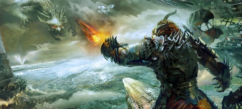 Расширение End of Dragons для Guild Wars 2 отложили на начало 2022 года