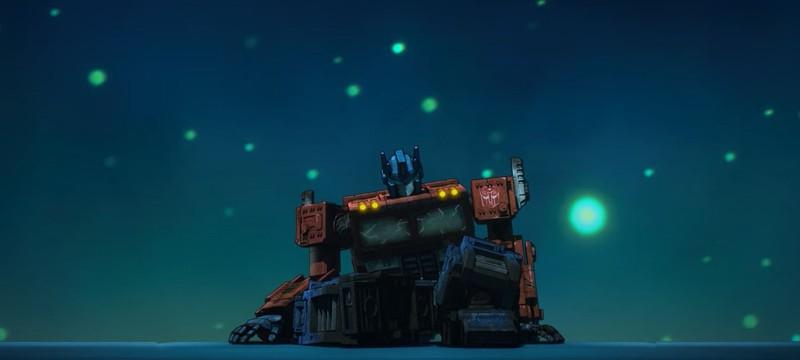 Предаконы в трейлере финала Transformers: War for Cybertron