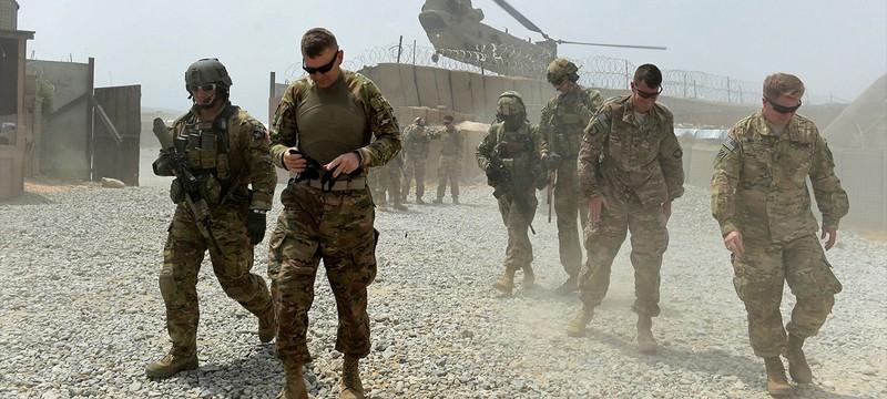 В Pokemon GO играли даже на военной базе в Афганистане