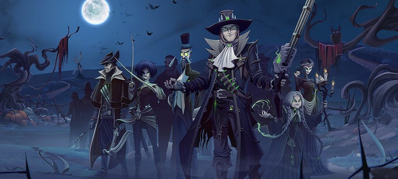 Мрачный фэнтезийный рогалик Rogue Lords выйдет 30 сентября