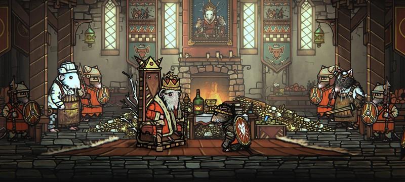 Исполинские черви и лягушки-зомби в трейлере RPG Tails of Iron