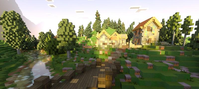 Minecraft получила рейтинг 18+ в Южной Корее