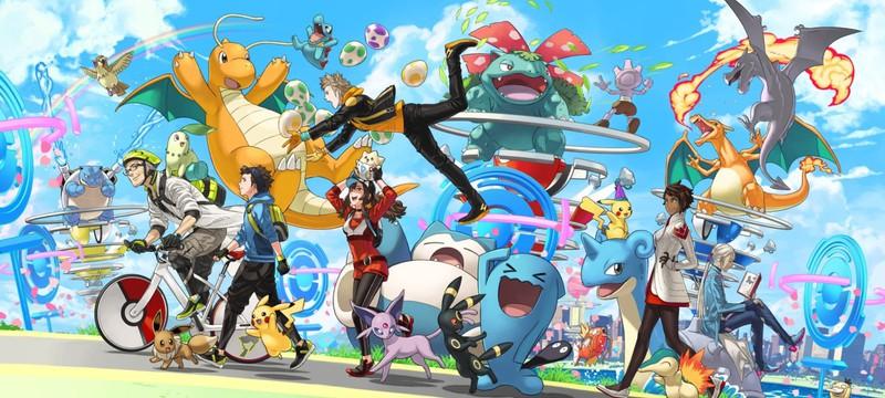 Pokemon Go заработала пять миллиардов долларов
