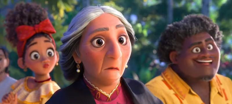 """Disney опубликовала первый трейлер мультфильма """"Энканто"""""""