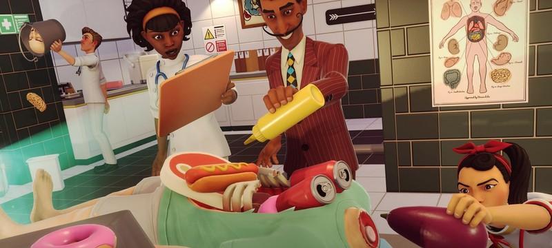 Surgeon Simulator 2 выйдет в Steam и на Xbox в сентябре