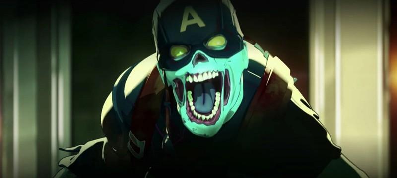 """Первый трейлер мультсериала """"Что, если...?"""" от Marvel — премьера 11 августа"""