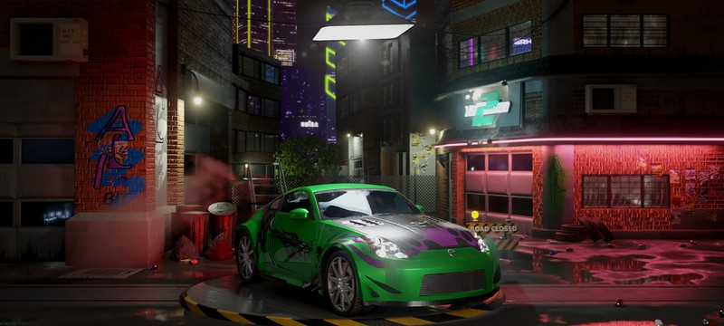 Российские фанаты представили свою версию ремастера Need for Speed: Underground 2