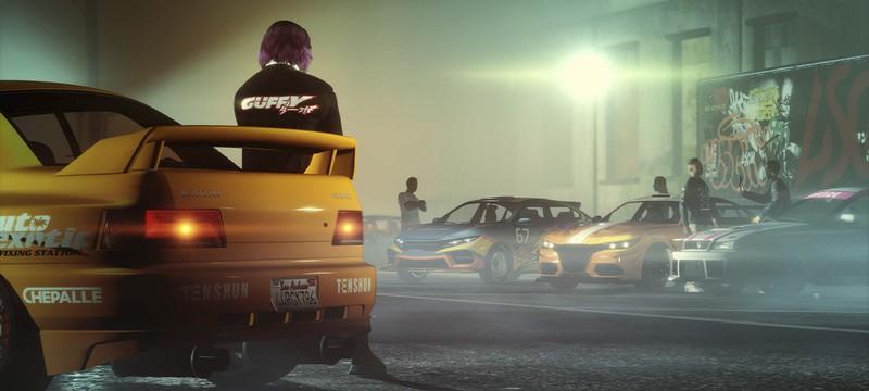 В будущем обновлении GTA Online появятся сходки автомобилистов