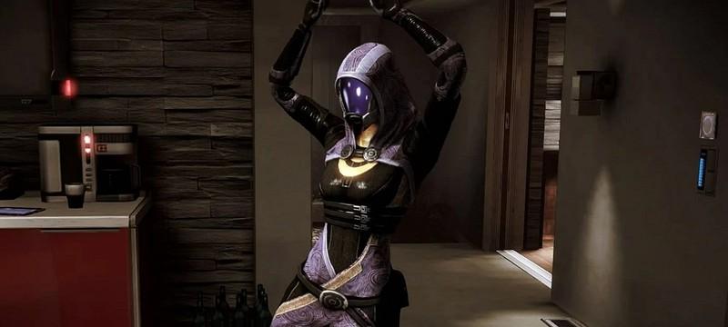 Фанаты Mass Effect за три дня раскупили все наволочки с изображением Тали