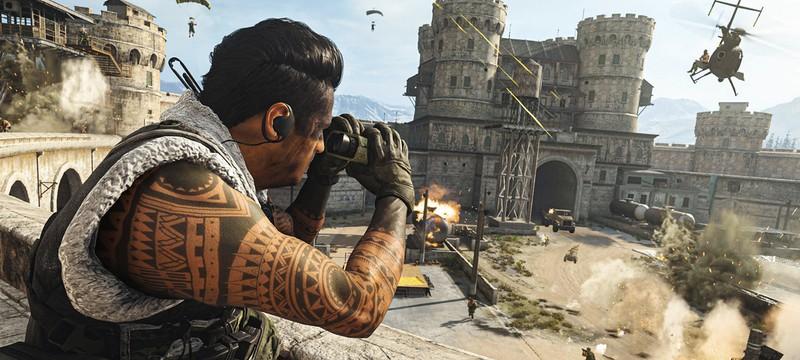 Activision принимает меры против консольного чита Call of Duty: Warzone, который использует машинное обучение