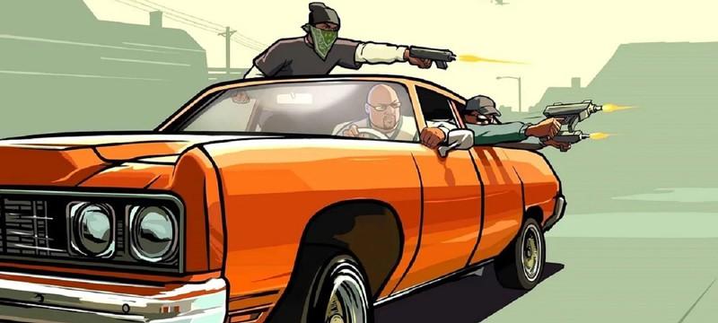 Моддер улучшил все текстуры GTA: San Andreas