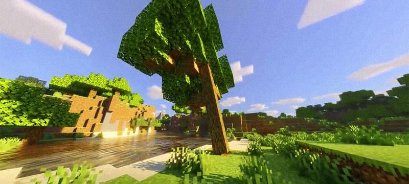 Геймер показал, как может выглядеть Minecraft с реалистичной физикой