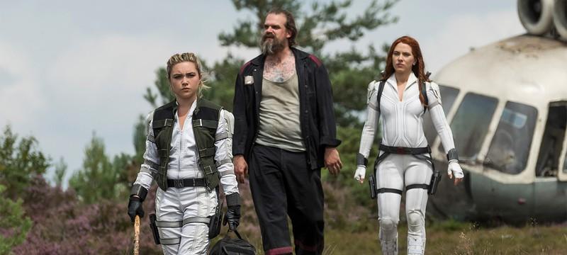 "Box Office: ""Черная Вдова"" ожидаемо лидирует"