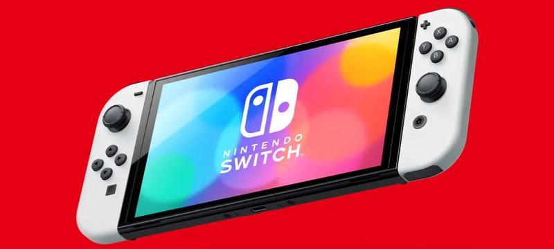Не удивляйтесь дрифту стиков на джойконах Nintendo Switch OLED