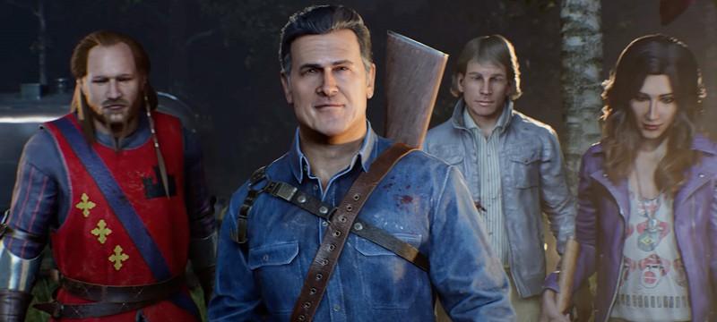 """Брюс Кэмпбелл: Игра по """"Зловещим мертвецам"""" не выйдет в 2021 году"""