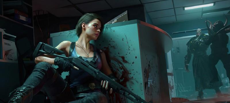 В Steam началась распродажа серии Resident Evil