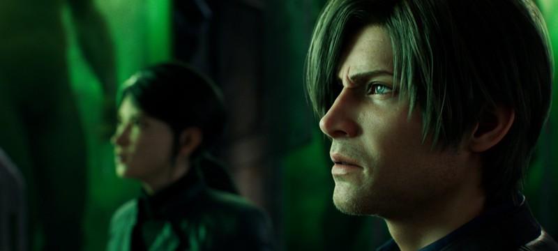 Netflix показал закулисные съемки Resident Evil: Infinite Darkness