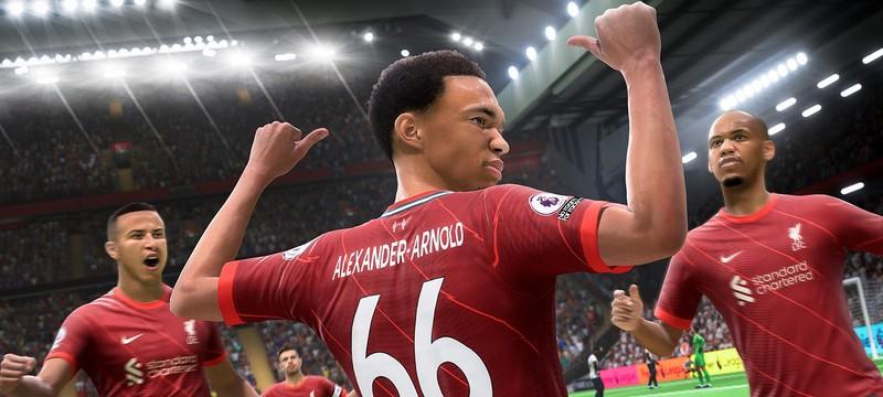 FIFA 22 для PC не будет иметь ограничений на количество активаций