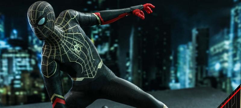 """Питер Паркер получит черно-золотой костюм в """"Человек-паук: Нет пути домой"""""""