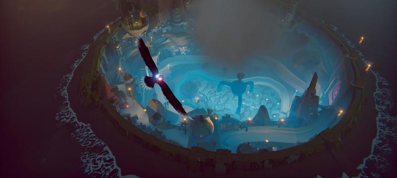 Новые локации и классы в трейлере дополнения The Falconeer: Edge of the World