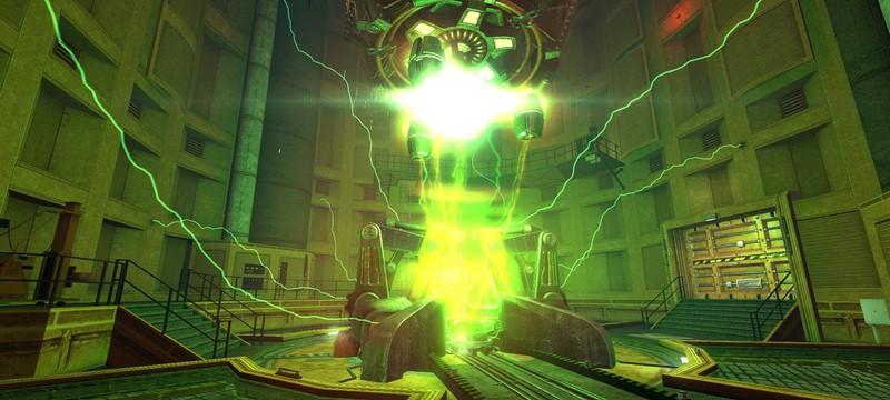 Как выглядят Half Life, Return to Castle Wolfenstein и Resident Evil на Unreal Engine 4