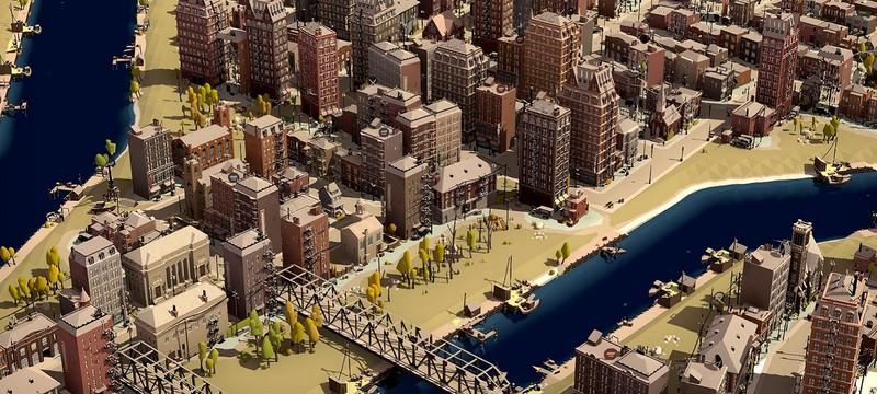 Гангстерские разборки и теневые махинации в трейлере симулятора мафии City of Gangsters